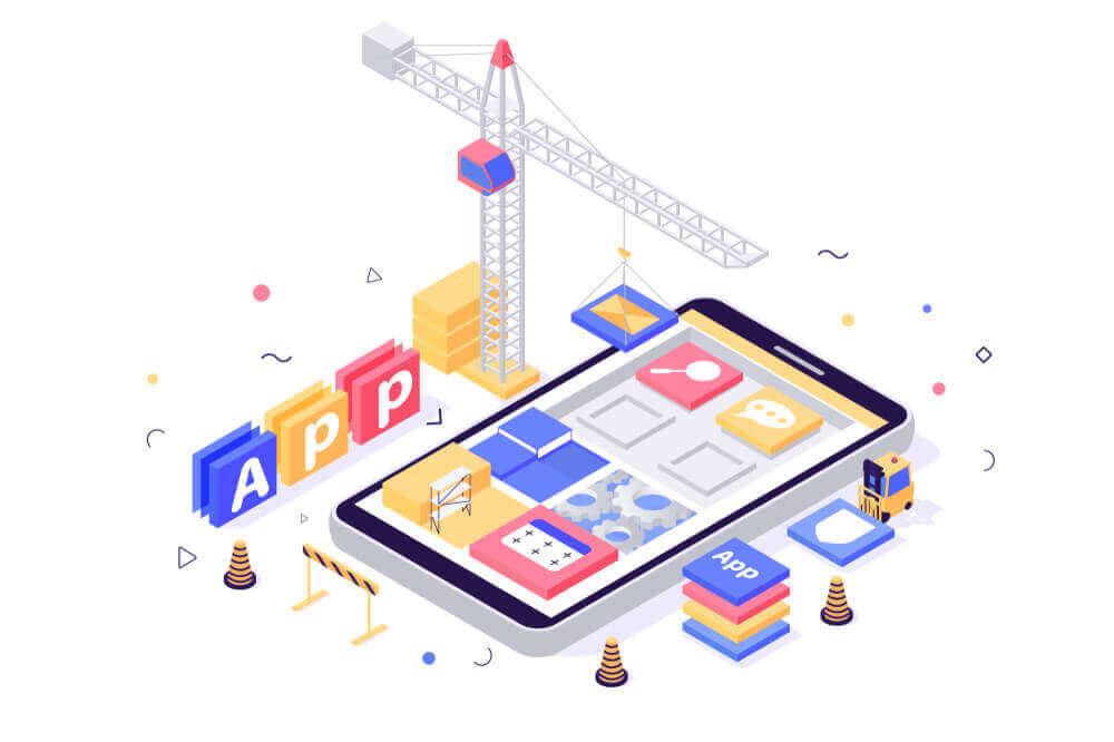 Low Code Application platform LCAP